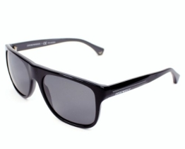 Emporio Armani 4014 510281 Schwarz 4014 Wayfarer Sunglasses Polarised Lens Category 3 - 1