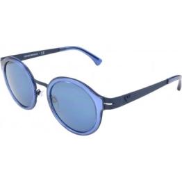 EMPORIO ARMANI Herren 2029 Sonnenbrillen blue rubber - 1