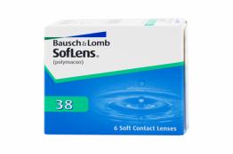 Soflens 38 1x6 Monatslinsen, Bausch & Lomb