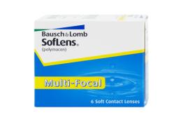 Soflens Multi-Focal 1x6 Monatslinsen, Bausch & Lomb