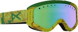 Anon Jungen Snowboardbrille Tracker, Bark/Green Amber, 10768102377 - 1