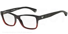 Emporio Armani Brille EA 3051 5348 in der Farbe schwarz violett verlauf - 1