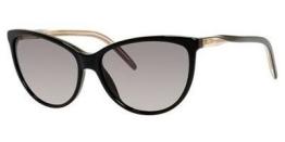 Gucci Damen Cateye Sonnenbrille GG 3641/S EU, Gr. 58 mm, 0WM - 1