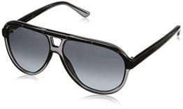 Gucci Unisex Aviator Sonnenbrille GG 3720/S HD, Gr. 59 mm, HXT - 1