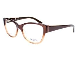 Guess Brillen GU2383 BRN - 1