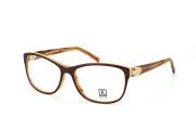 Jette 7509 c2, Oval Brillen, Beige