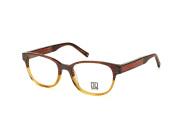 Jette 7523 1, Oval Brillen, Braun
