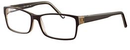 JOOP! Brille 81069 6172 aus Kunststoff Größe 57/16 in der Farbe braun - 1