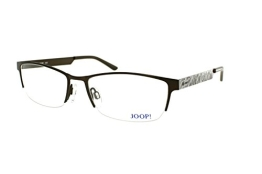 JOOP! Brille 83149 818 aus Metall Größe 52/16 in der Farbe braun kupfer - 1