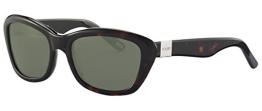 JOOP! Sonnenbrille 87150 8940 aus Kunststoff Gr.56 in der Farbe havana - 1