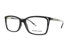 Michael Kors Kunststoff Brille Grayton MK 8013 3056 in der Farbe schwarz - havanna - 1