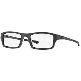 Oakley Brillengestell Chamfer Kunststoff satin flint - 1