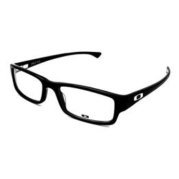 Oakley Brillengestell Servo Azetat polished black - 1