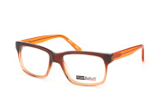 Ryan Belluni RI 3020 022, Rectangle Brillen, Orange