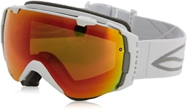 SMITH OPTICS Erwachsene Ski- und Snowboardbrille I/O, White, M006387CK99C1 - 1