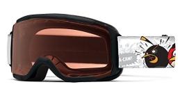 SMITH OPTICS Kinder Ski- und Snowboardbrille Daredevil, Black Angrybirds, M006719ZH998K - 1