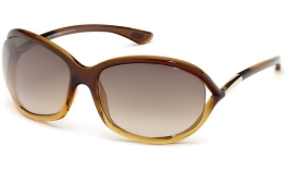 Tom Ford - Damensonnenbrille - FT0008 50F 61 - Jennifer - 1