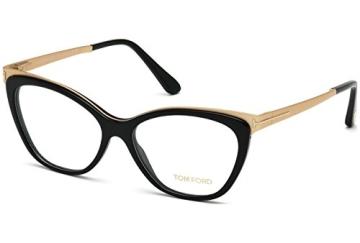 Tom Ford FT5374 C54 001 (shiny black / ) Polarisierende Brillengestelle - 1