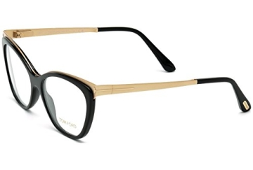 Tom Ford FT5374 C54 001 (shiny black / ) Polarisierende Brillengestelle - 2