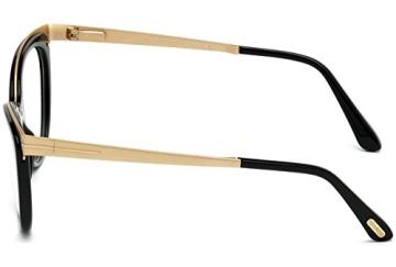 Tom Ford FT5374 C54 001 (shiny black / ) Polarisierende Brillengestelle - 3
