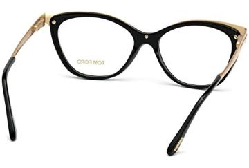 Tom Ford FT5374 C54 001 (shiny black / ) Polarisierende Brillengestelle - 5