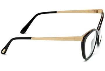 Tom Ford FT5374 C54 001 (shiny black / ) Polarisierende Brillengestelle - 7