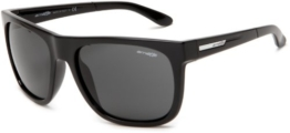 Arnette Herren Sonnenbrille Fire Drill, black/grey, AN4143-05, - 1
