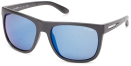 Arnette Herren Sonnenbrille Fire Drill, matte black/blue mirror, AN4143-12, - 1