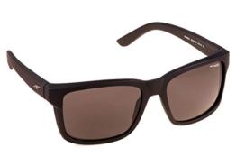 Arnette Sonnenbrillen Für Mann 4218 01/87, Matte Black / Grey Kunststoffgestell - 1