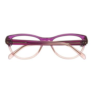 Guess Brille GU 2302 PUR 52 Brillengestell Glasses Frame Damen UVP 174EUR - 3