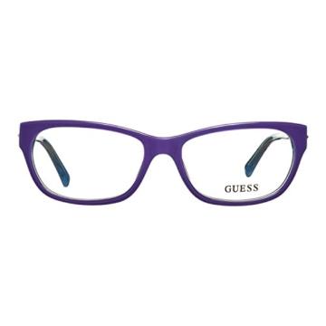 Guess Brille GU 2344 PUR 55 Brillengestell Glasses Frame Damen UVP 140EUR - 2