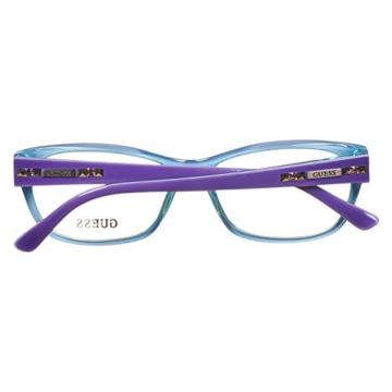 Guess Brille GU 2344 PUR 55 Brillengestell Glasses Frame Damen UVP 140EUR - 3