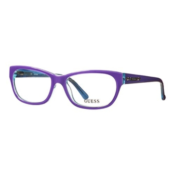 Guess Brille GU 2344 PUR 55 Brillengestell Glasses Frame Damen UVP 140EUR - 1