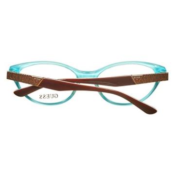 Guess Brille GU 2351 BRN 53 Brillengestell Glasses Frame Damen UVP 148EUR - 3