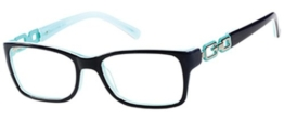 Guess GU2406 C52 B74 (Blue green / ) Brillengestelle - 1