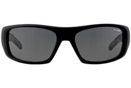 Herren Sonnenbrille Arnette Hot Fuzzy Black - 1