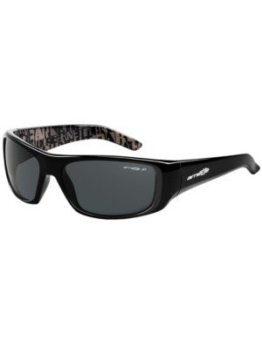 Herren Sonnenbrille Arnette Hot Gloss Black - 1