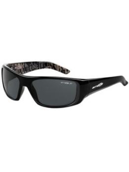 Herren Sonnenbrille Arnette Hot Gloss Black - 1