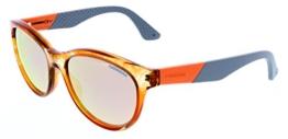 Carrera Damen Sonnebrille 8GT/0J: Orange Mimetic / Orange / Grey - 1
