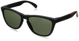 Oakley Damen Sonnebrille ALPHA DECAY Matte Black - 1