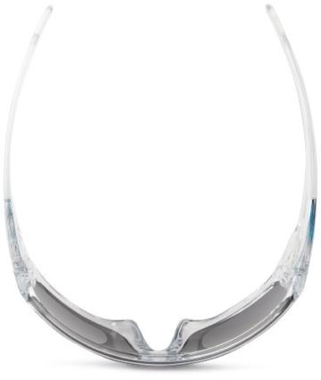 Oakley Herren Batwolf Rechteckig Sonnenbrille, CLEAR/ICE IRIDIUM/Ice Iridium - 5