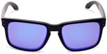 Oakley Holbrook 9102-26 matte black / violet iridium - 2