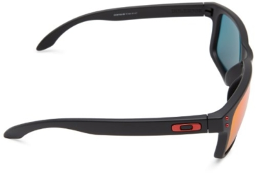 Oakley Holbrook 9102-36 Matte Black / Positiv Red Iridium - 3