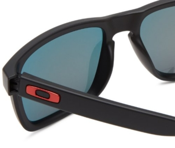 Oakley Holbrook 9102-36 Matte Black / Positiv Red Iridium - 4