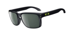 Oakley Holbrook Sonnenbrille OO 9102-38 steel/dark grey - 1