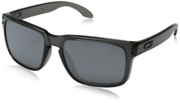 Oakley Sonnenbrille Holbrook Grey Smoke with Black Iridium, One size, OO9102-24 - 1
