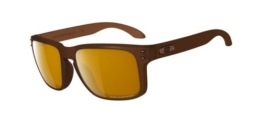 Oakley Sonnenbrille Holbrook Matte Rootbeer with Bronze Polar, One size, OO9102-03 - 1