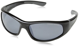 Alpina Kinder Sportbrille Flexxy Junior, Black-Grey, One Size, A8467.3.31 - 1