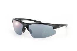 ALPINA Radsportbrille Dribs, schwarz, A8371-331 - 1