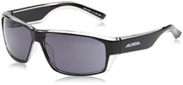 Alpina Sportbrille A 61, black transparent, One Size, A8412.4.31 - 1